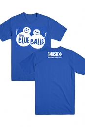 Team Blue Balls Tee (Royal)