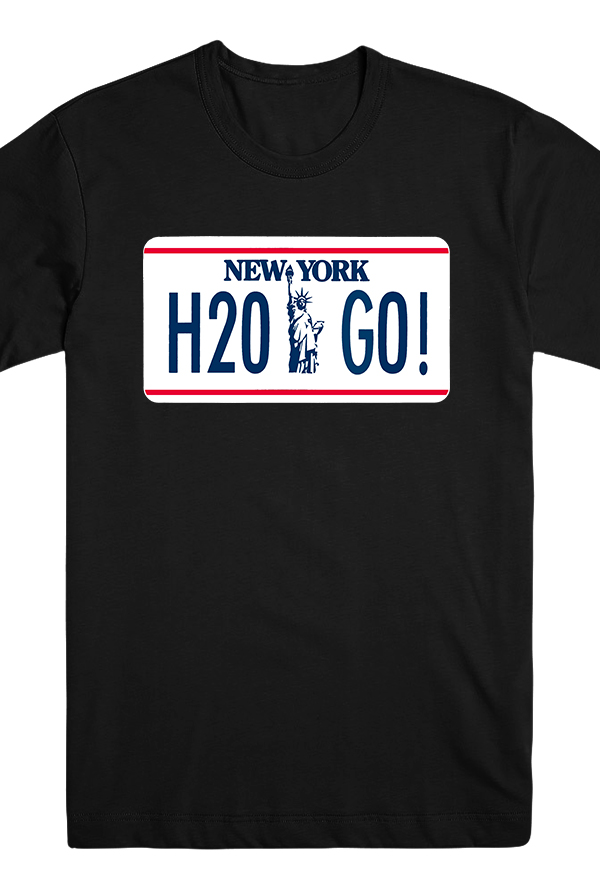bf8dd7687 H2OGO! Tee (Black) T-Shirt - H2O T-Shirts - Online Store on District ...