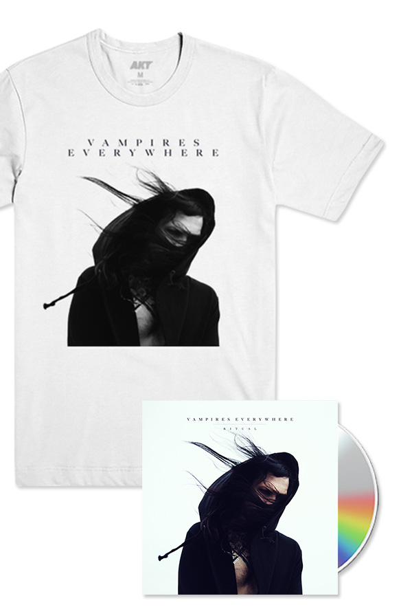 Ritual CD + Ritual Tee Bundle