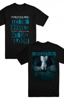Bodies Hit The Floor Tee (Black)