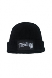 MMI Patch Winter Beanie (Black)
