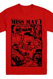 Mayday Tee (Red)