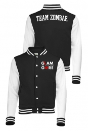 Team Zombae Varsity Jacket