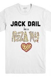 Pizza My Heart Tee