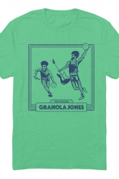 Granola Jones Tee (Grass)