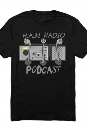 H.A.M Radio Podcast Tee