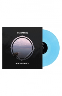 Mercury Switch - Limited Edition Blue Vinyl LP