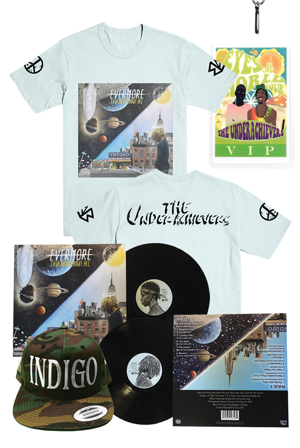 Evermore Vinyl Bundle Bundle The Underachievers Bundles