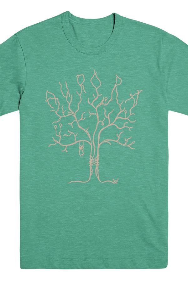 Tree Tee Grass T Shirts Aurora T Shirts Online Store
