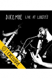 Dikembe - Live at Loosey's (Punk Talks Benefit /500)