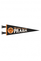 9x27 Fastball Pennant Flag