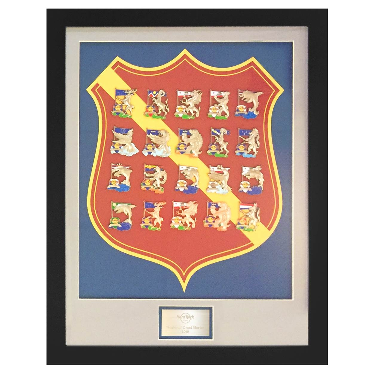 Crest Series Frame Set 16 0