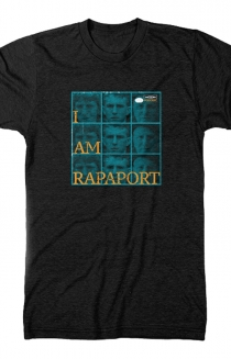 OG Rapaport Tee (Black)