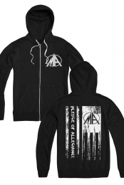 Pledge Of Allegiance Hoodie (Black)
