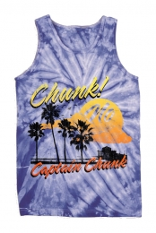 Summer Tank (Purple Tie-Dye)