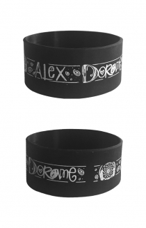 Dreamcatcher Wristband (Black)