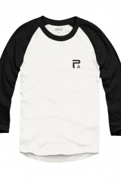 Icon Raglan (White/Black)