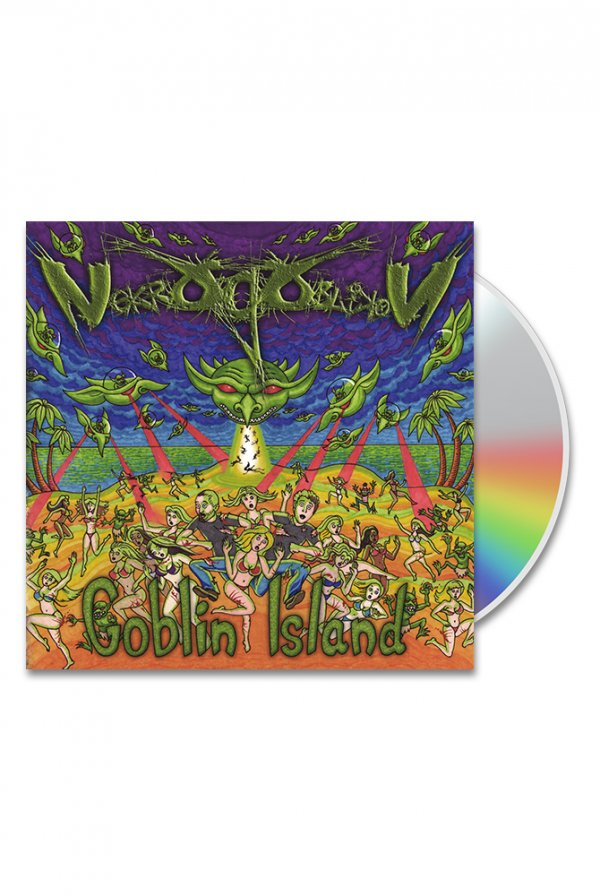 Goblin Island CD + Digital Download