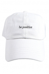 Be Positive Unstructured White Hat
