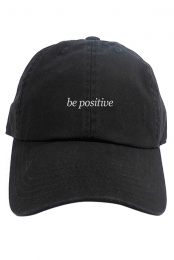 Be Positive Unstructured Black Hat