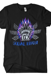 Art Of Onyx Design: Social Repose Emo Snowflake