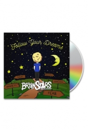 Follow Your Dreams CD (Signed)