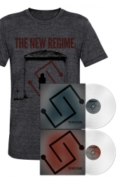 Exhibit A&B VINYL + T-SHIRT
