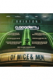 Of Mice & Men - Live in Brixton (1st press / colored vinyl / includes DVD)