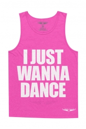 I Just Wanna Dance Tank