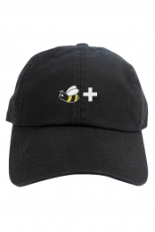 Bee Positive Unstructured Hat