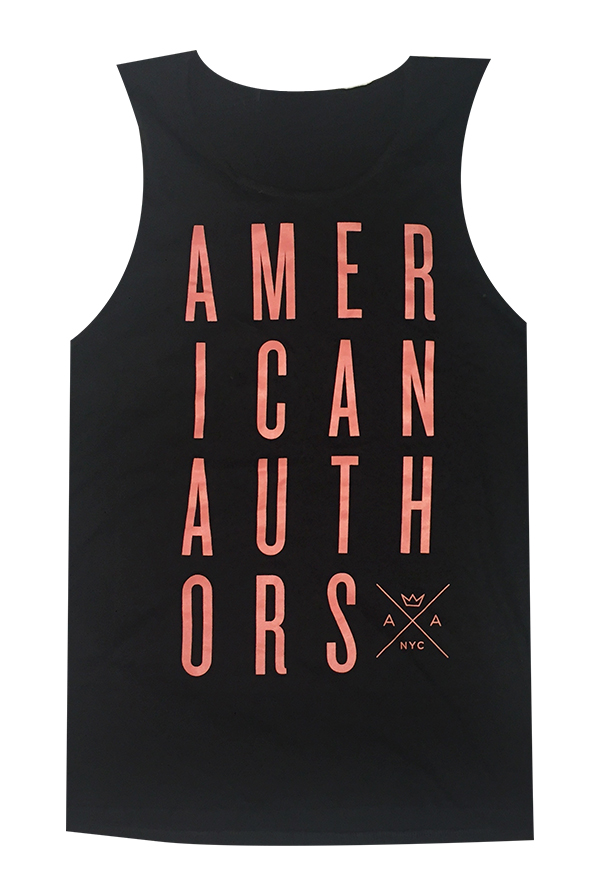 American Authors Tank (Black)