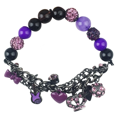Purple Couture Bracelet 0