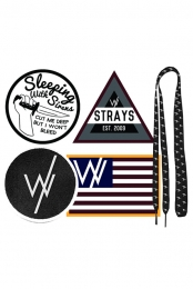 Shoelaces + Patch set + Circle Patch