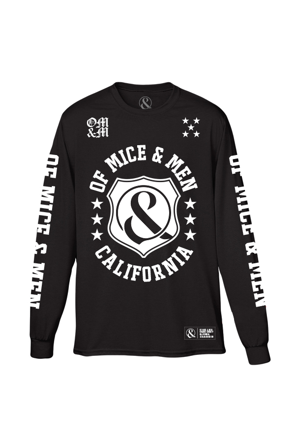 Scrimmage Long Sleeve (Black)