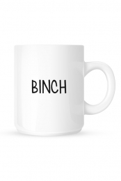 Binch Coffee Mug