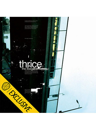 Thrice - Illusion of Safety (Smartpunk Exclusive Split Black & Yellow Vinyl / 500)