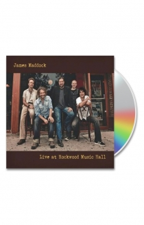 Live at Rockwood Music Hall CD