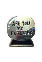 Are You My Future Pin