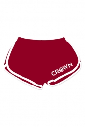 Women's Running Shorts (Red)