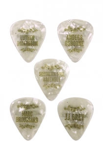 Southern Soul Assembly Guitar Picks (Pack Of 4)