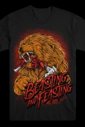 Beasting and Feasting Tee