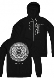 BCI Zip Up Hoodie (Black)