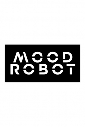 Mood Robot Sticker
