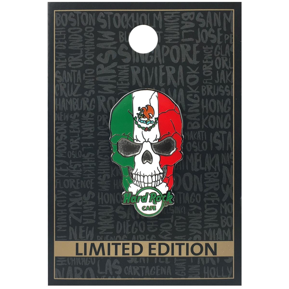 Flag Skull Series Mexico 0