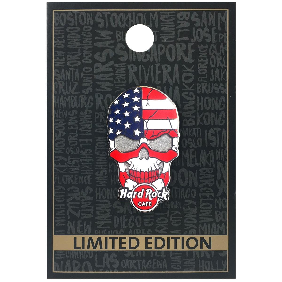 Flag Skull Series USA 0