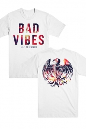 Bad Vibes Tee (White)