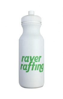 Raver Rafting Water Bottle