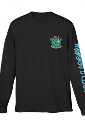 Mates Club Long Sleeve (Black)