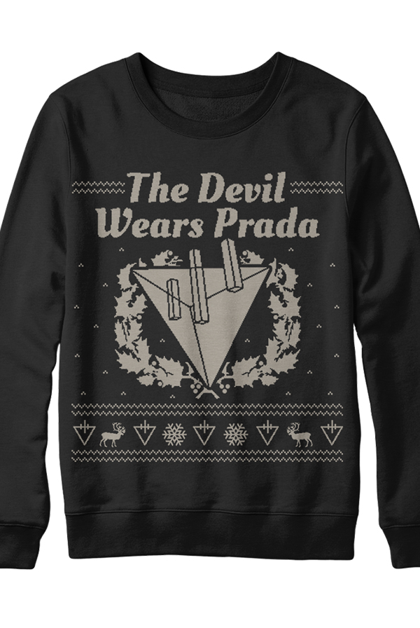 2016 Holiday Sweatshirt (Black)
