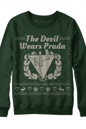 Holiday Sweatshirt (Forest)